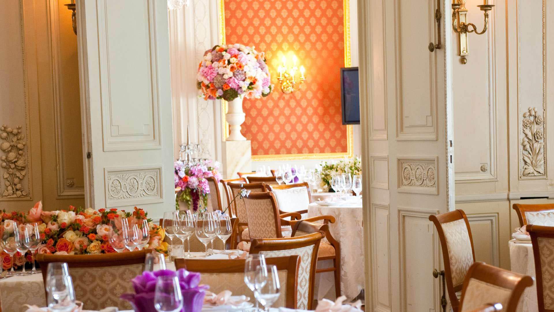 Hochzeits-Location | Villa Rothschild Kempinski