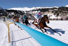 White Turf St. Moritz