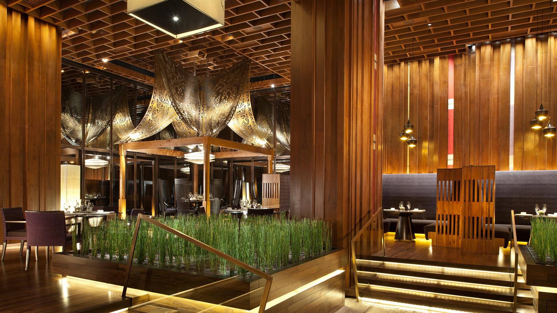 Asia s best restaurants siam kempinski hotel bangkok
