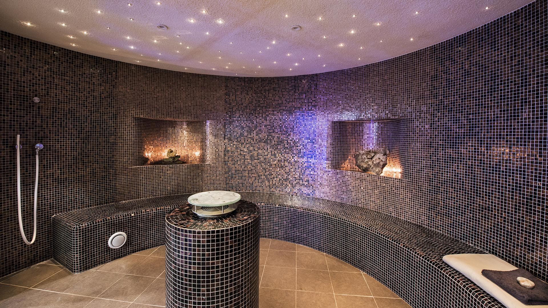Sauna, Steam & Relaxation Room | Kempinski Hotel Bahía