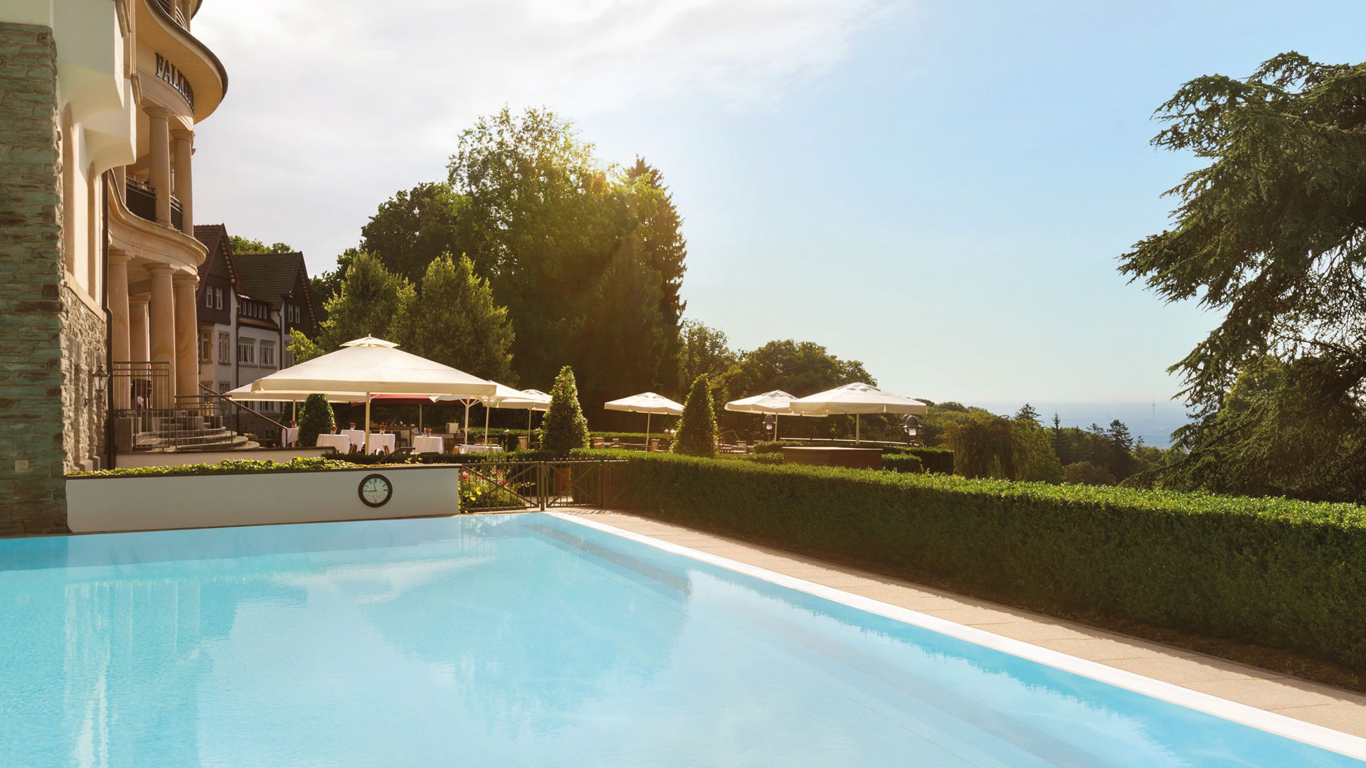 Wellness | Villa Rothschild Kempinski