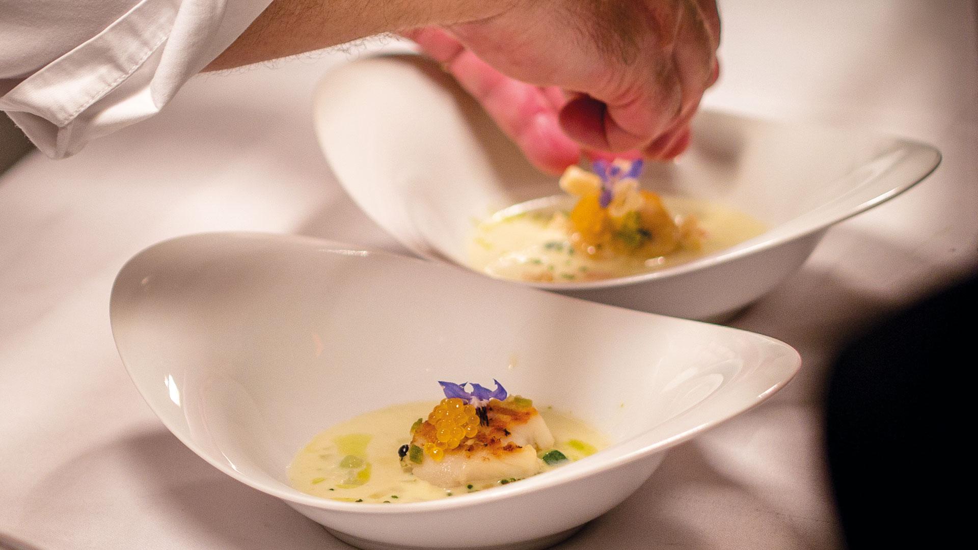 Hochzeits-Catering | Villa Rothschild Kempinski
