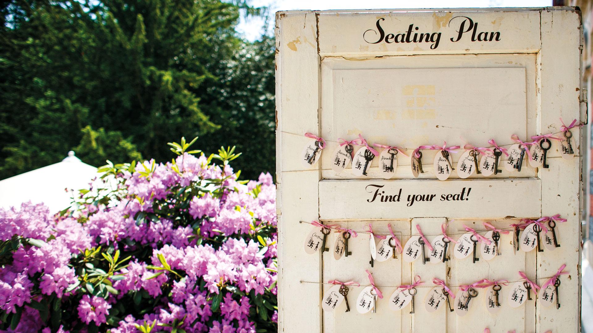 Wedding-Service | Villa Rothschild Kempinski
