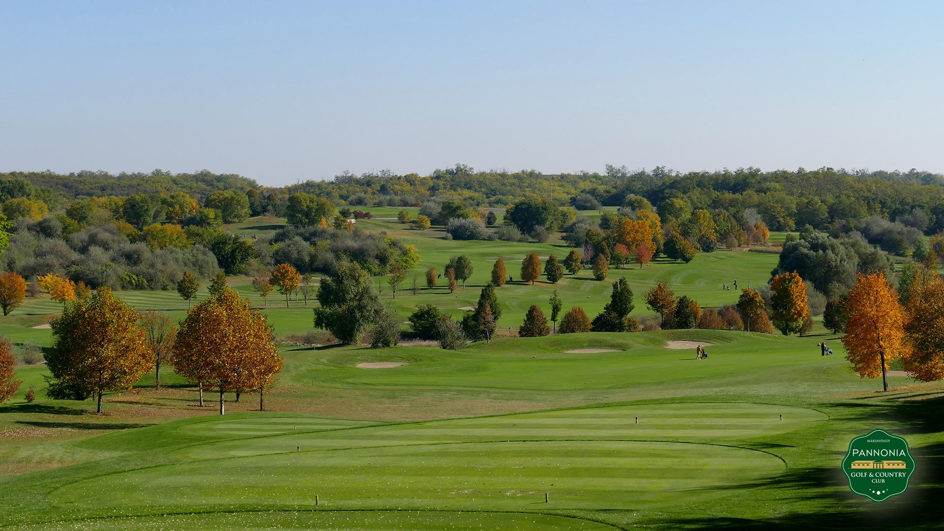لعب الغولف في المجر