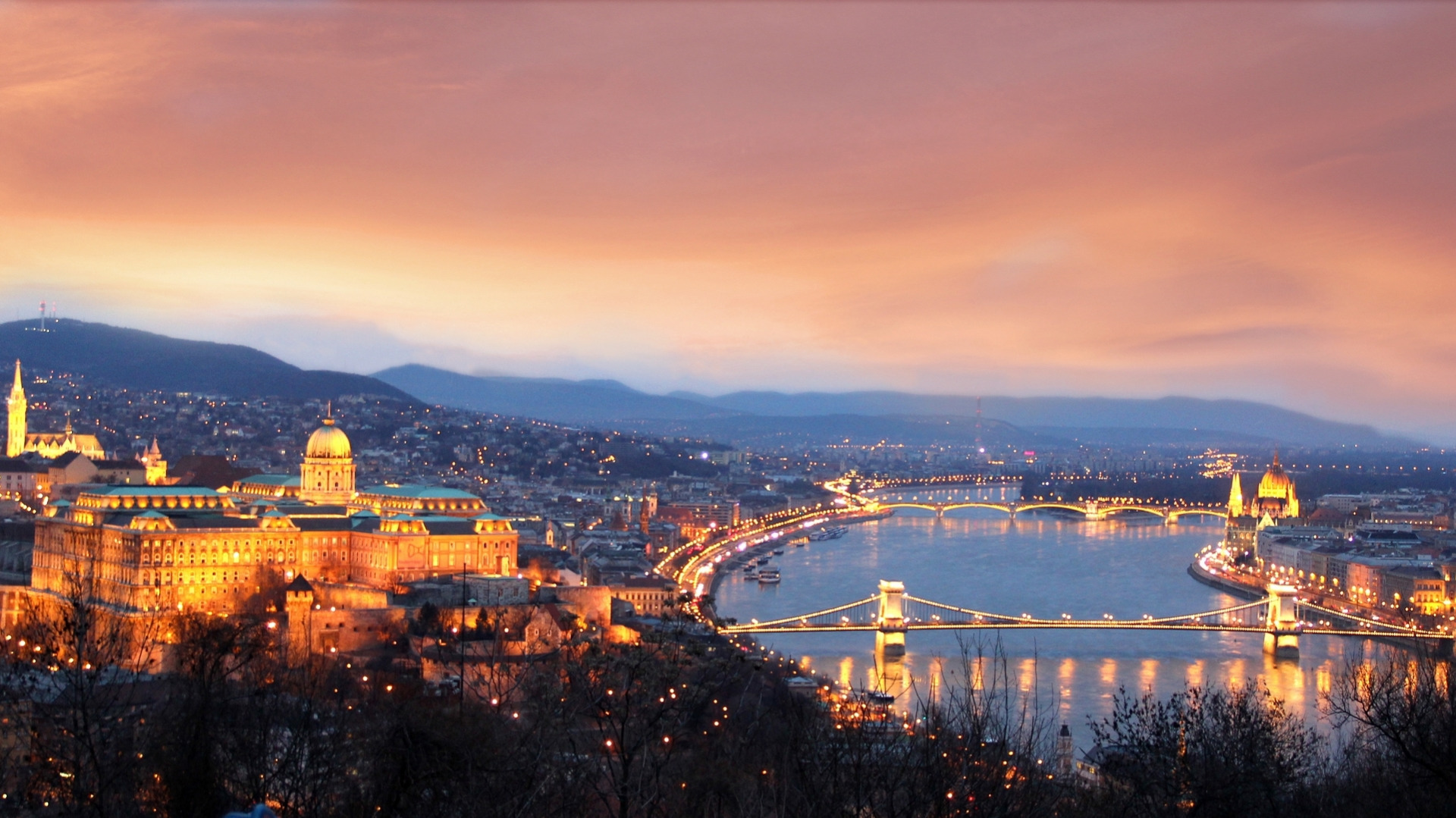 Picnic Over Budapest