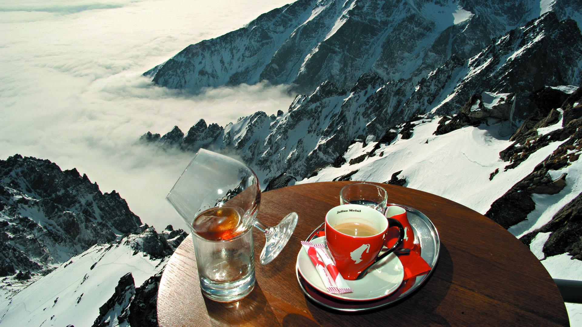 Najvyššie položená kaviareň na Slovensku
