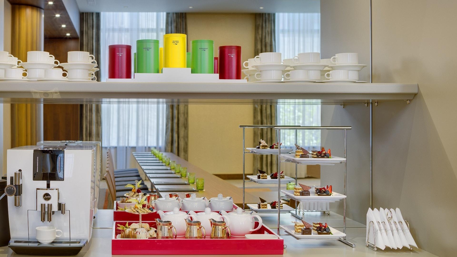 Beépített kávészünet |Kempinski Hotel Corvinus Budapest