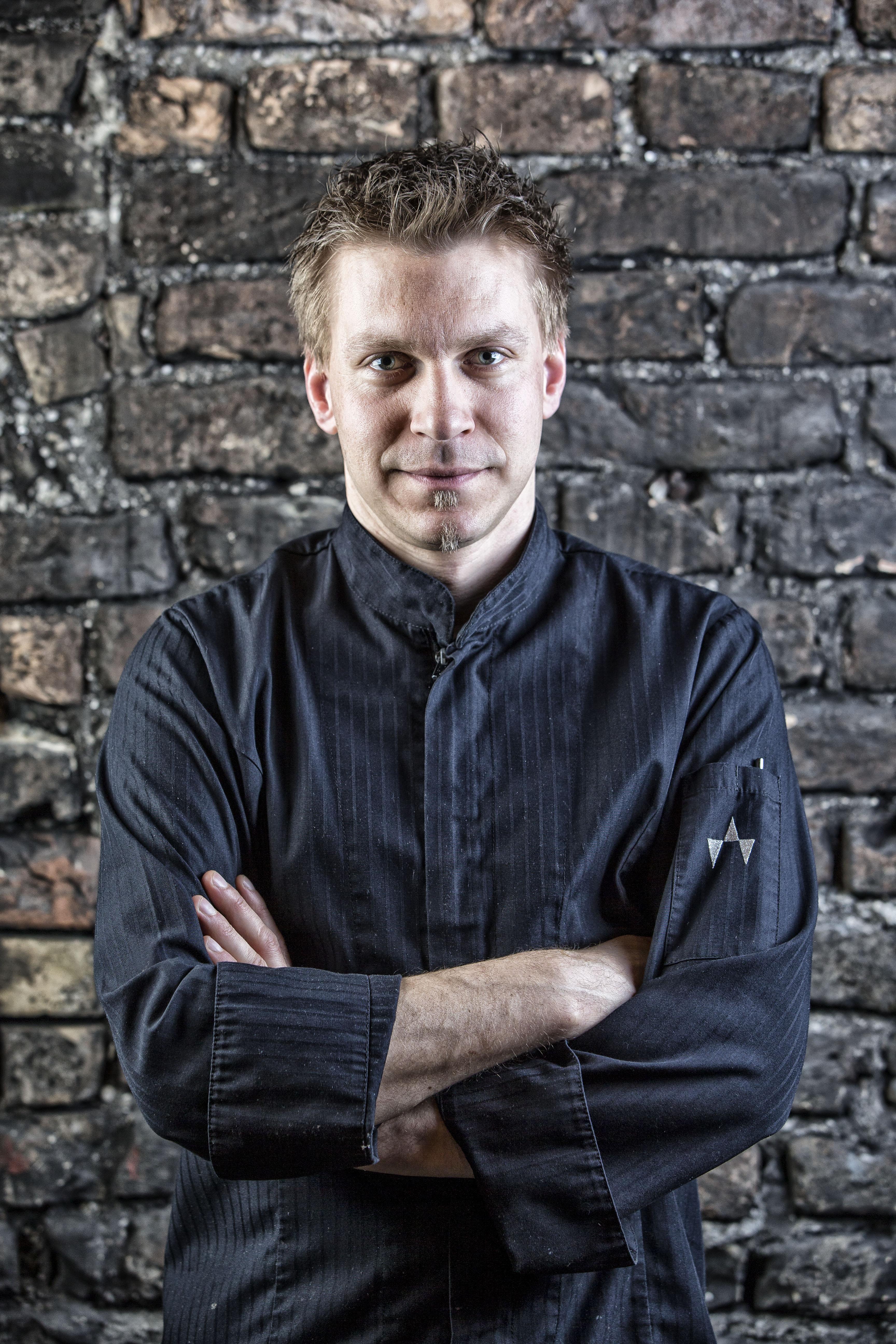 Andreas Senn Guest Chef Kempinski Palace Portoroz Istria Slovenia