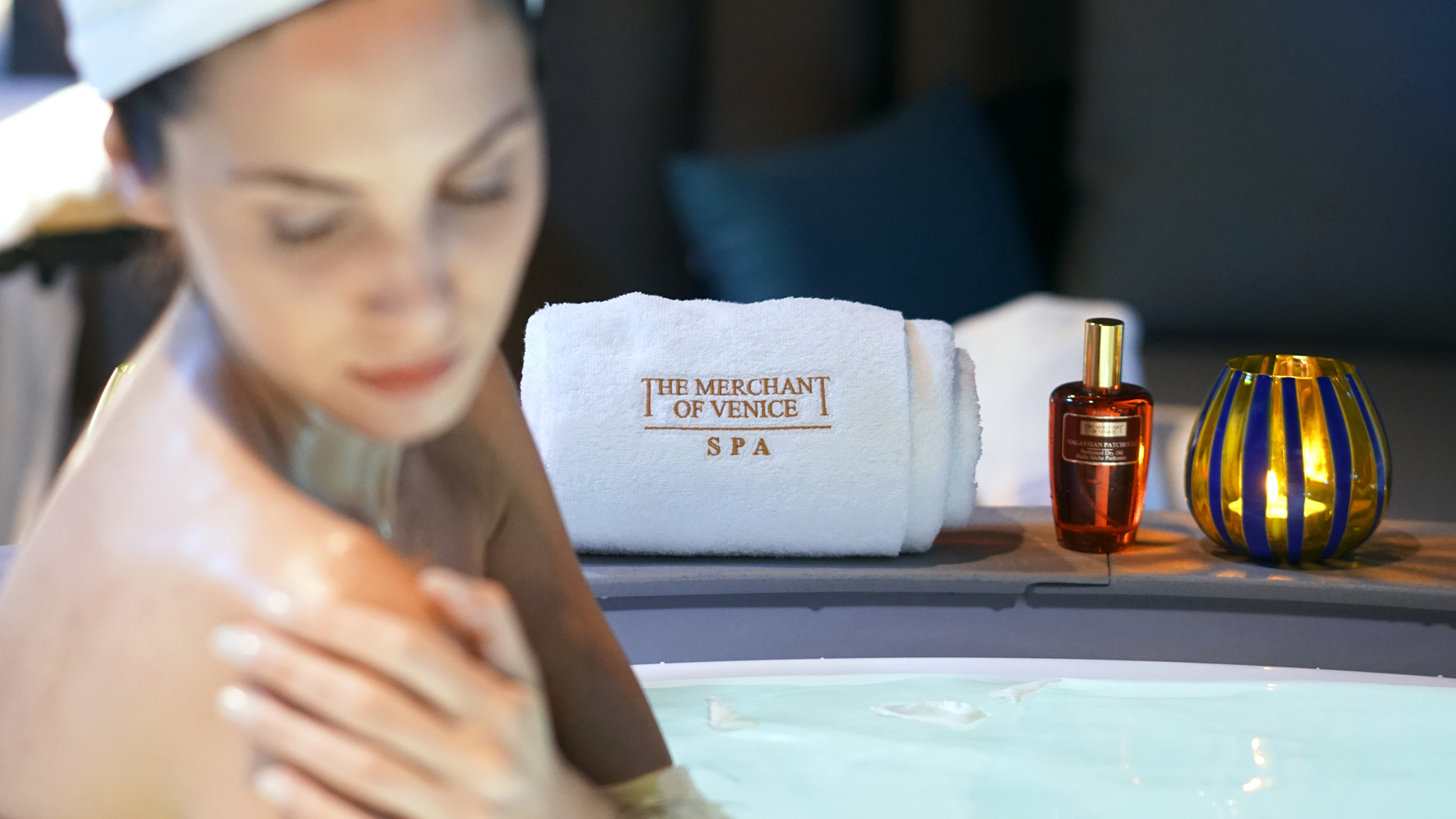 Rituals by Natura Bissè | The Merchant of Venice SPA | San Clemente Palace Kempinski