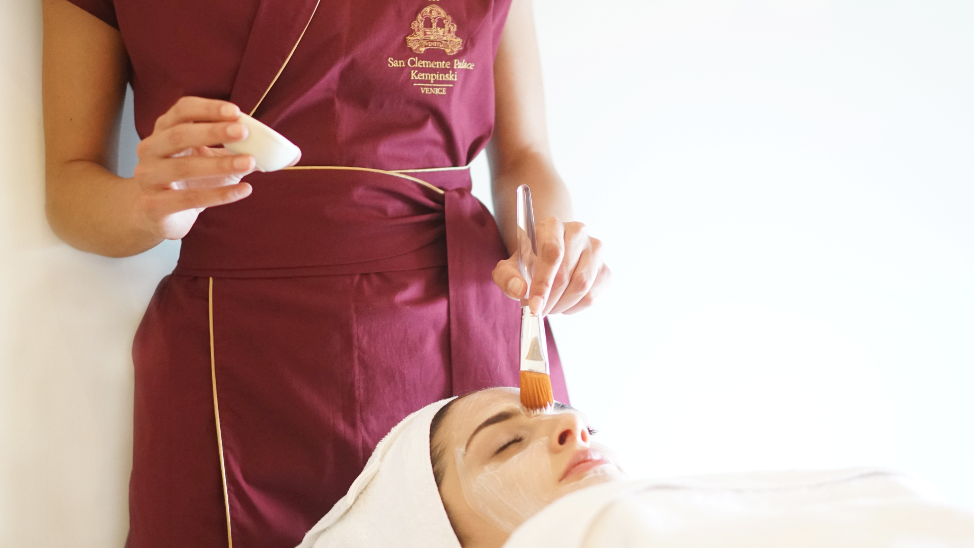 Face treatment - The Merchant of Venice SPA | San Clemente Palace Kempinski