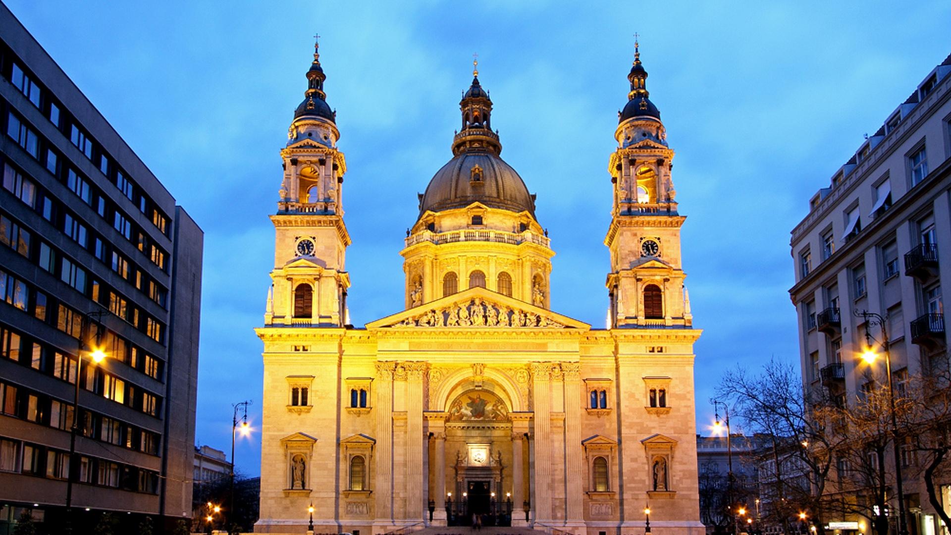St. Stephan Basilika