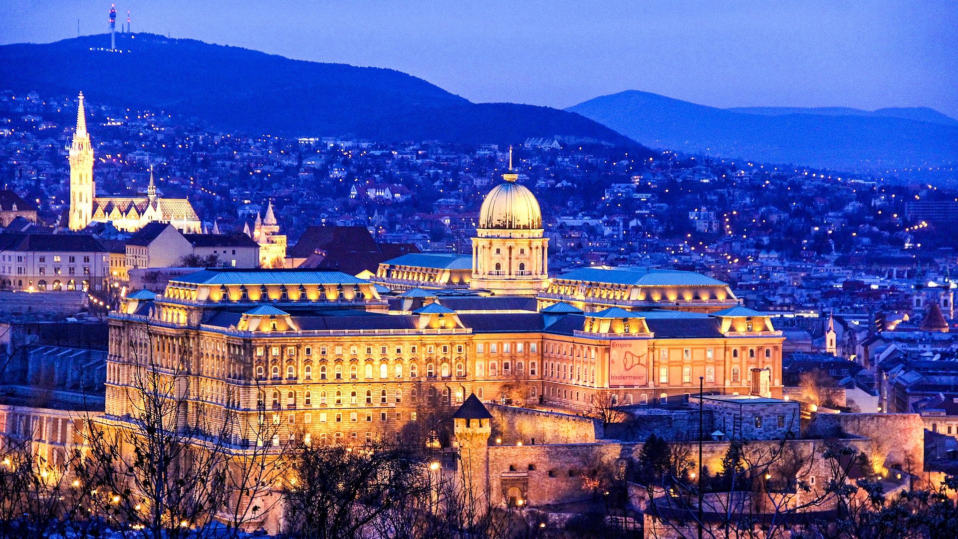 Das Budaer Burgviertel