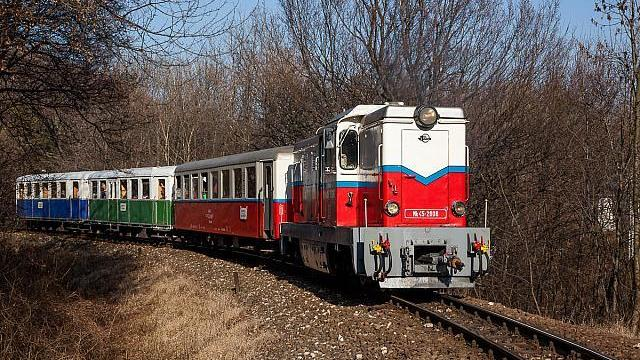 Childrens' Railway Budapest