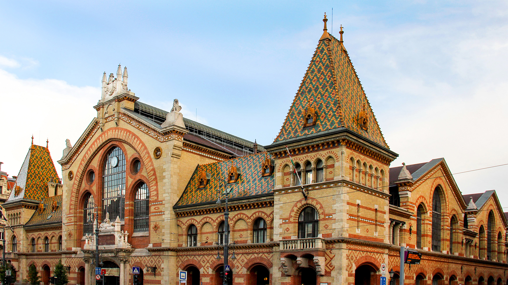 Budapester Markthalle