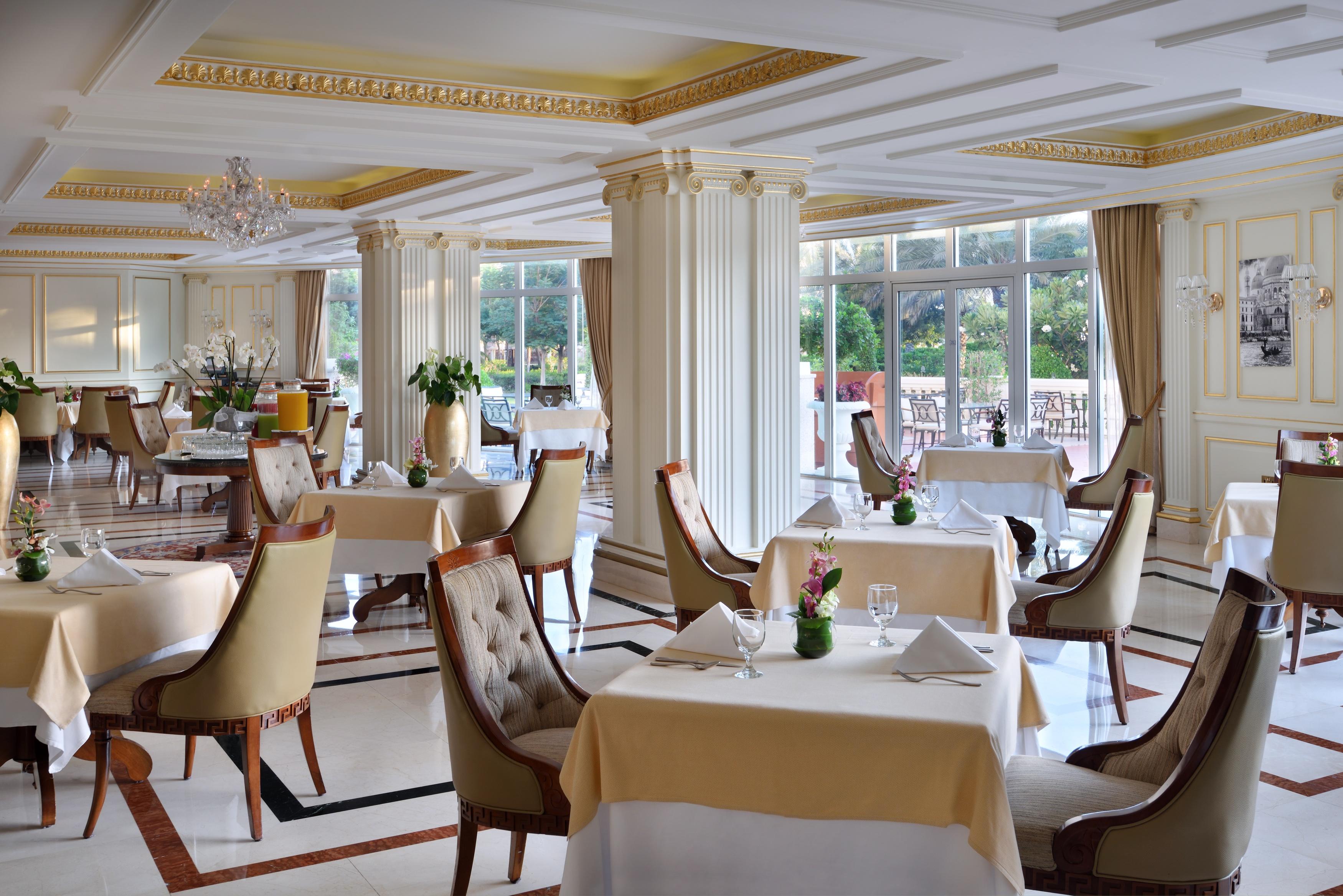Brunello restaurant at Kempinski Palm