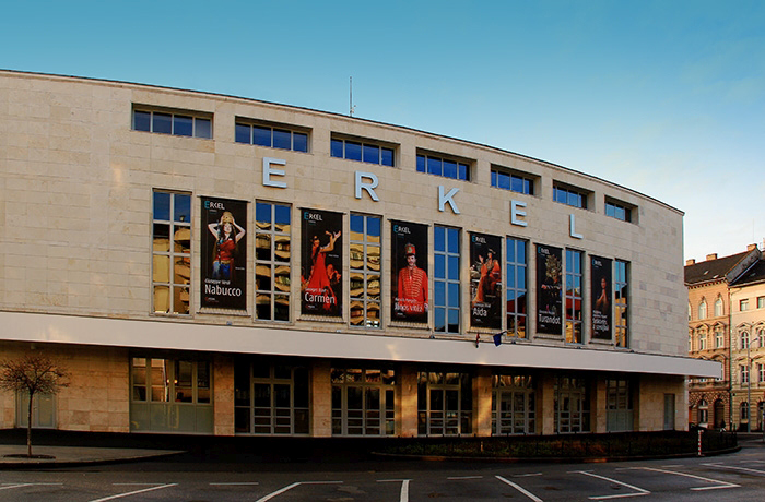 Erkel Theatre - Budapest