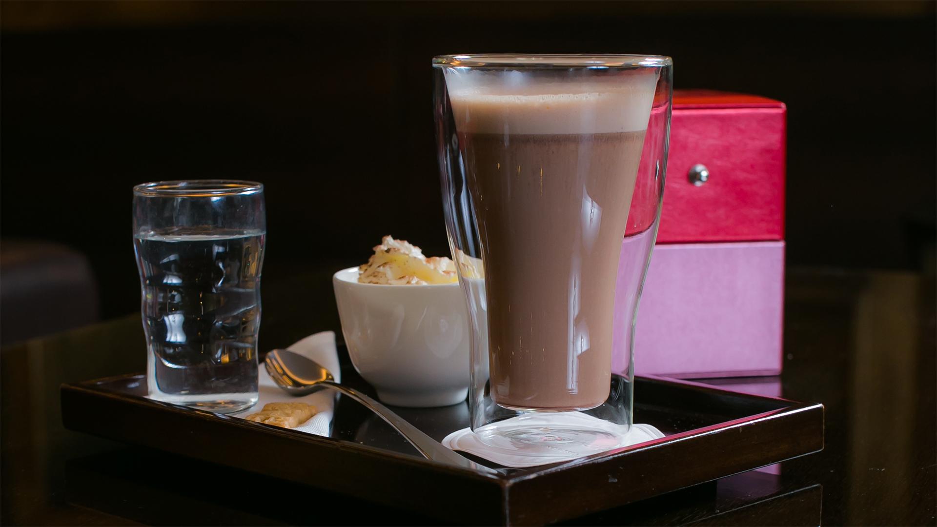 Harrer's Hot Chocolate
