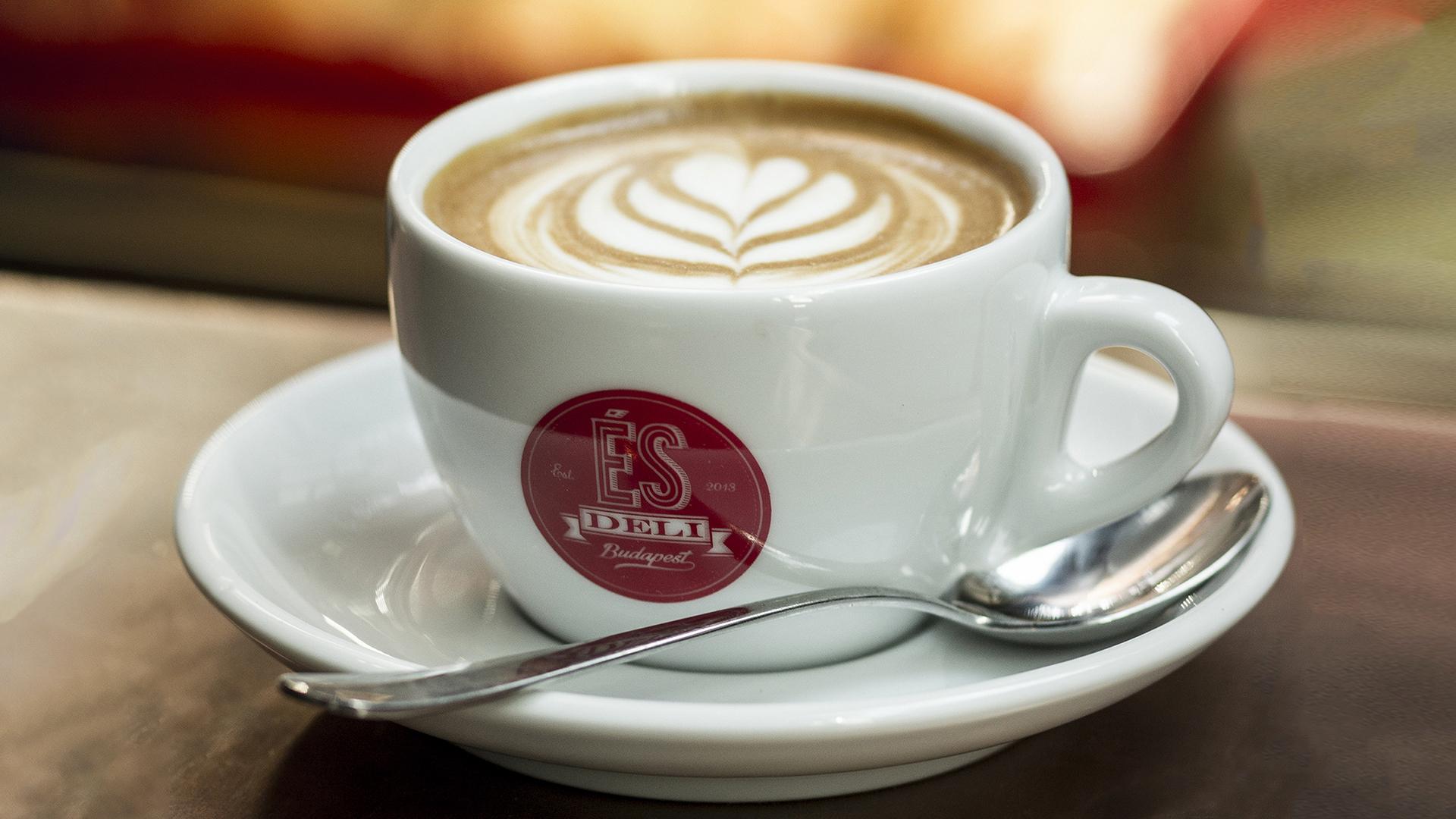 ÉS Deli - Coffee Specialties