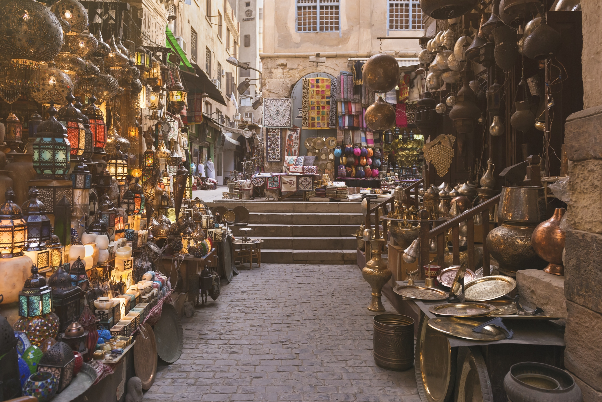 Egyptian Market