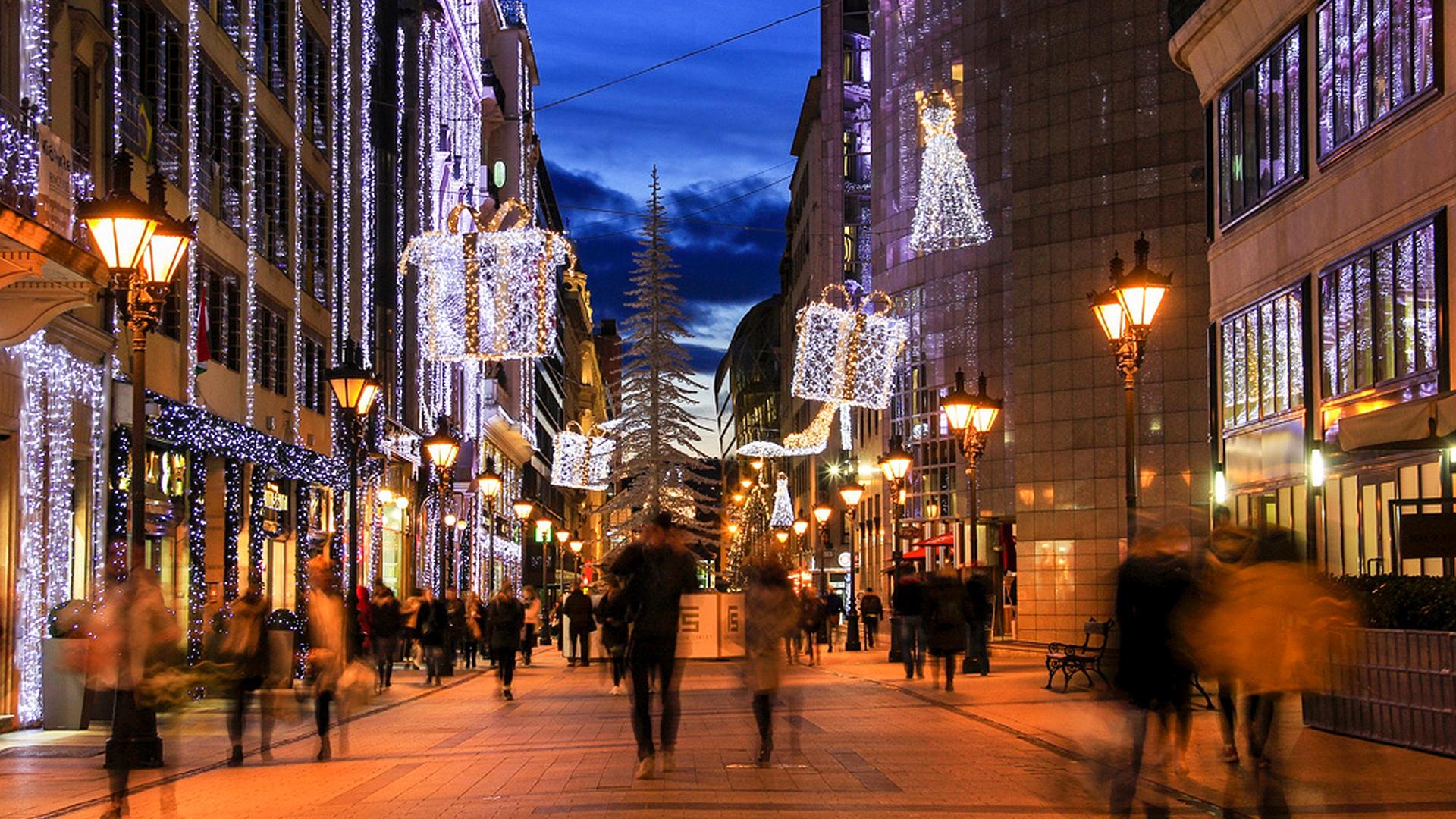 Улица Fashion Street